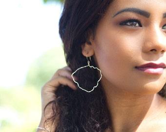 Kauai Earrings Sterling Silver Hawaii Island Jewelry