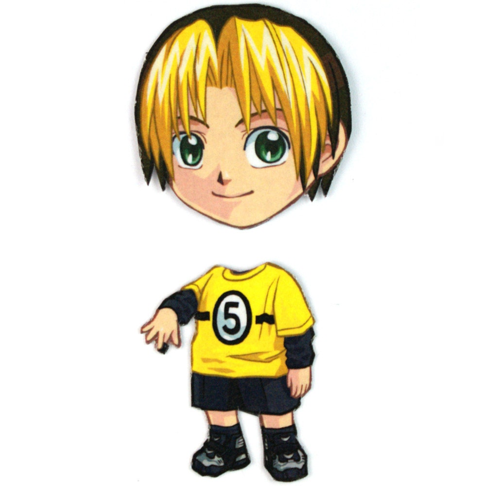 Hikaru No Go Character List: Mix And Match Magnets: Hikaru Hikaru No Go