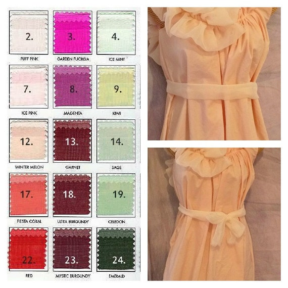 RESERVED Chiffon Bridal Sash Many Colors To Choose From Belt Bridesmaid Wedding Womens Flower Girls
