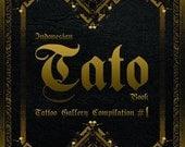 Indonesian Tato Book: Tattoo Gallery Compilation