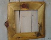Custom Size Rustic Frame