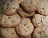 Two Dozen Toll House Chocolate Chip Cookies