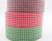Japanese Geometric Grid Pattern Pattern Washi Tape -15mm