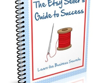 TOP Seller's Secret Guide to Selling // Learn How TOP Seller's Market for Free // Save Money With This eBook // Best Selling Product eBook