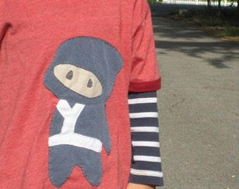 Little Ninja Kids  T -shirt