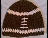 Football Hat (6-12mos)