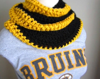 Boston Bruins NHL Block Fleece Fabric at Joann.com