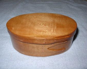 Shaker Oval Box No. 2