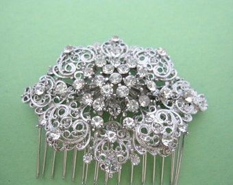 bridal headpiece wedding hair accessories bridal hair comb wedding hair jewelry bridal hair accessories wedding hair comb Rhinestone bridal