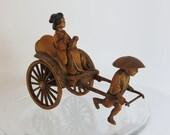 Celluloid Japanese Rickshaw, Souvenir