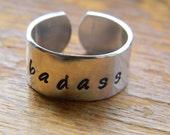badass aluminum 3/8 inch ring
