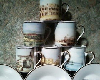 SALE Royal Porcelain Espresso Set
