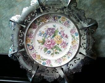 Vintage Serving Plate