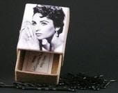 Elizabeth Taylor Bobby Pins Box