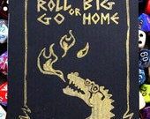 Roll Big or Go Home: D&D and Me zine
