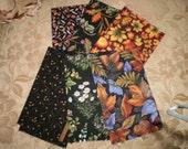 Autumn Follage 6 Piece Fat Quarter Medley