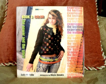 Book 3 Color Knitting Book