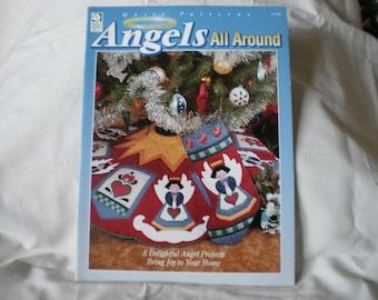 Angels All Around Pattern Book
