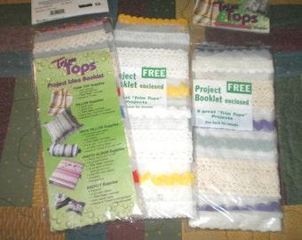 3 Trim Tops Sew Over Panels