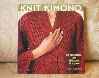 Knit Kimono Book