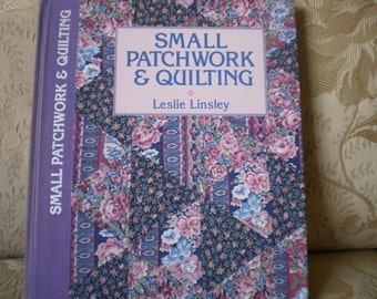 Small Patchwork and Quilting Book