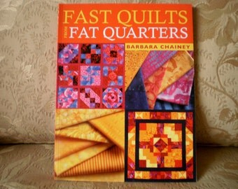 Fast Quilts From Fat Quarters Book
