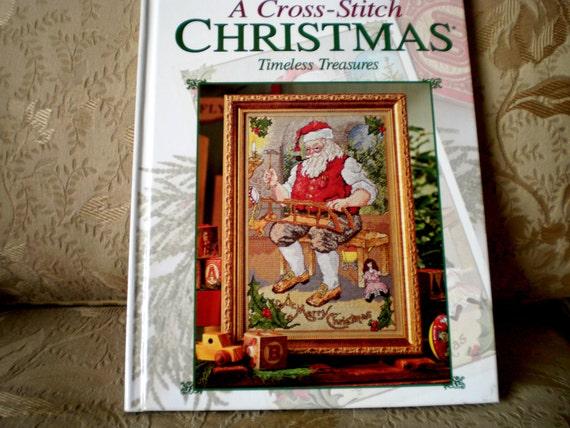 A Cross Stitch Christmas Timeless Treasures Book