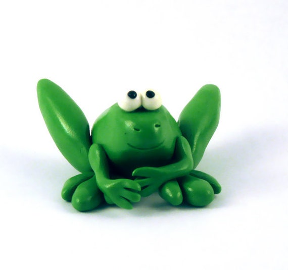 Alphonse the Frog