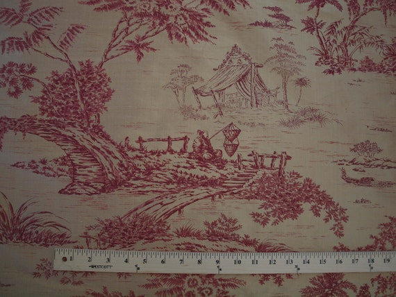 Asian Inspired Fabric 11