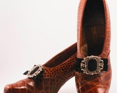 French Shoe Buckles