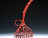 SALE Red garlic basket sale was 30 now 20