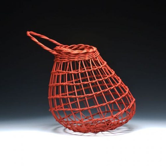 Red onion basket