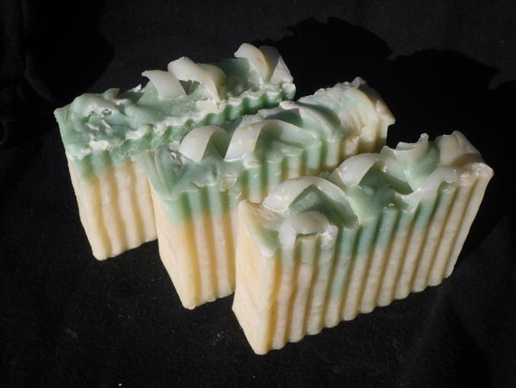 Mens Cold Process Vegan Soap