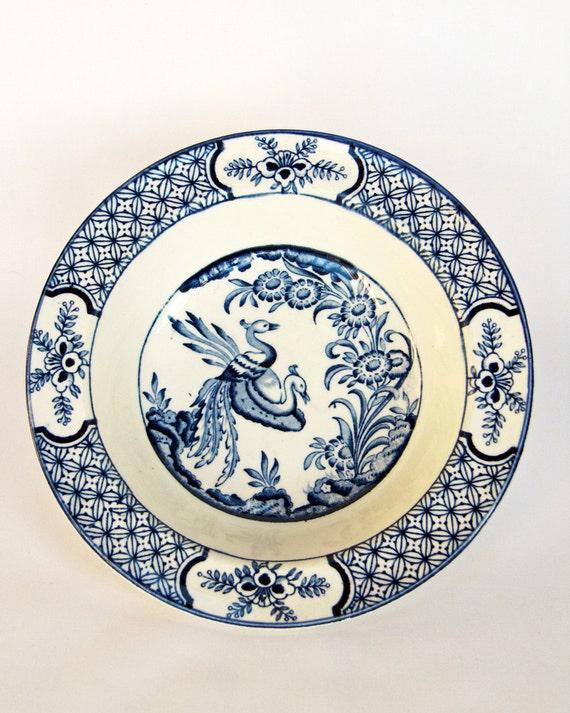 Vintage Yaun Design Dessert Bowl by Woods and Sons