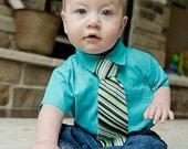 Baby Boy Dress Shirt Onesie Bodysuit Design Your Own