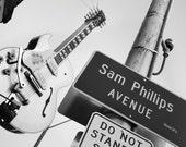 8x10 print - Memphis Music - Memphis, TN, Elvis Presley