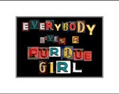 Everybody Loves a Purdue Girl