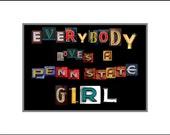 Everybody Loves a Penn State Girl