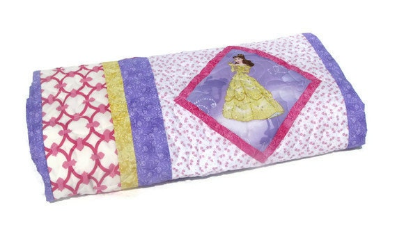 Reserved for Tammy - Disney Princesses Quilt