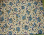 Flower Flannel print