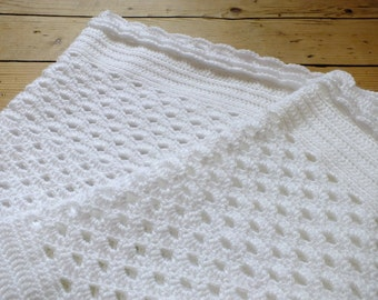 The Classic Blanket - Instant Download PDF Crochet Pattern