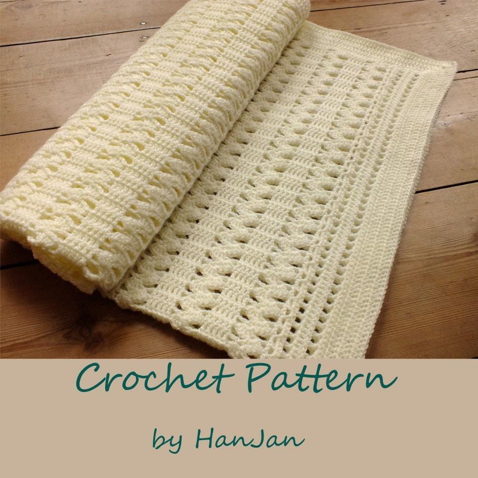 Easy Zig Zag Crochet Baby Blanket Pattern : Easy Crochet Baby Blanket Patterns Free images