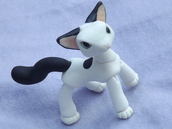 Cat Ball Jointed Doll