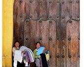 Maya Chiapas, Mexico - Photo Postcard 4 x 6