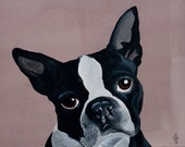 Faithfulness - Boston TerrierPrint