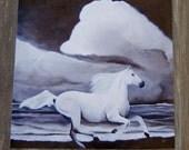 Cloud - Horse/Print