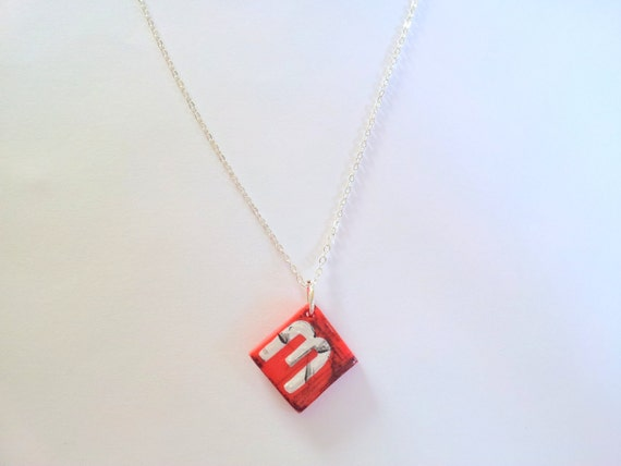 Mass Effect 3 necklace