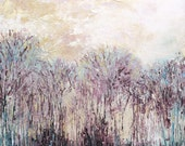 New England Landscape No.100, limited edition of 50 fine art giclee prints on canvas