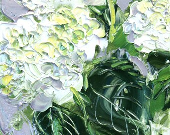 Fresh Flowers Triptych No.18-3, limited edition of 50 fine art giclee prints