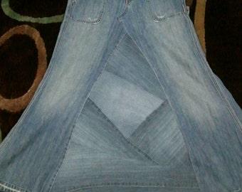 FAV jean skirt